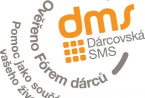 Podpořte nás TRVALOU dárcovskou SMS!