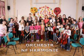 Nadační fond Harmonie hledá lektora na housle
