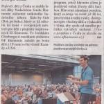 Bok po boku - Lidové noviny, 7.7.2015