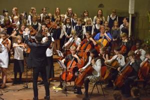 Adventní benefiční koncert v Betlémské kapli 4.12.2015